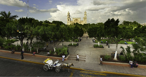 Mérida, capital americana de la cultura para 2017. Foto: City express