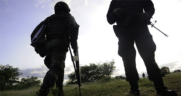 Identifican a responsables del ataque a militares en Sinaloa. Foto: Twitter @eancash