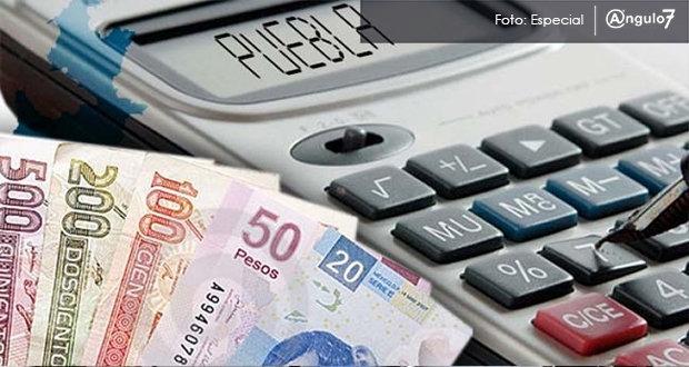 Recibe Puebla 24,169 mdp de participaciones federales en 8 meses