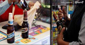 El viernes arrancaría regulación de venta de alcohol en Cuautlancingo