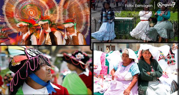Estas son las 10 zonas de la capital de Puebla con más población indígena