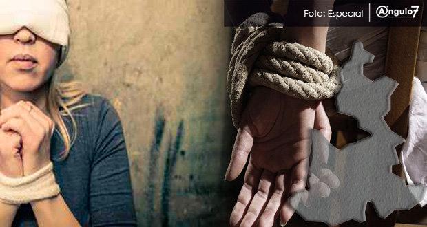En agosto, Puebla reporta 5 raptos y ningún detenido: Alto al Secuestro