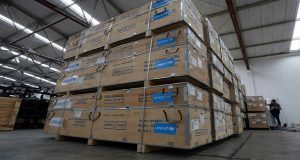 Carpas Unicef