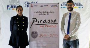 Llega por primera vez a Puebla muestra de obras de Pablo Picasso