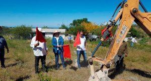 Inicia construcción de bachillerato comunitario en Tepexi