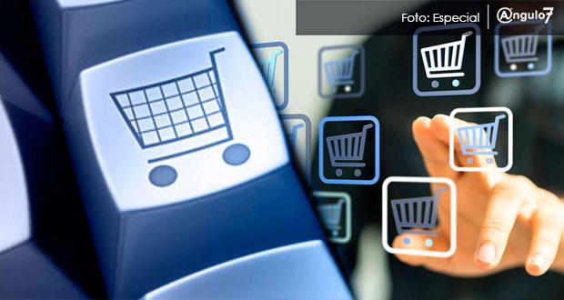 Con el 4% Puebla tiene el 5º mayor número de compradores en línea del país
