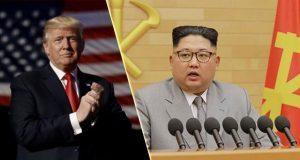 Mi botón nuclear es más poderoso que el de Corea del Norte: Trump