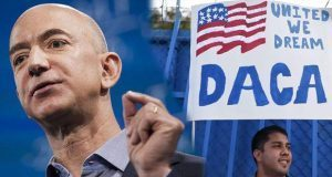 Dueño de Amazon donará 33 mdd para financiar estudios de dreamers