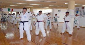 Prepa BUAP karate
