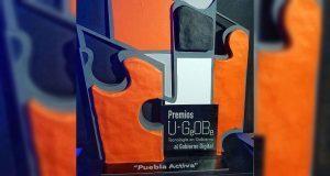 Dan reconocimiento U-Gob a Puebla por proyecto de datos abiertos