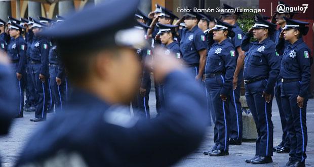 Aumento salarial de 5% a policías municipales llegará después de 6 meses