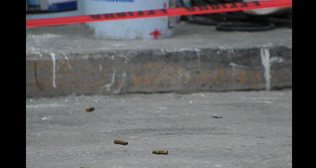 Nuevamente vecinos de Texmelucan reportan balacera
