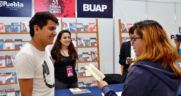 En Fenali de la BUAP, Imacp participará con libros y conferencia