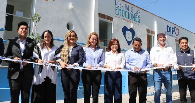 Sedif inaugura Hospital de las Emociones