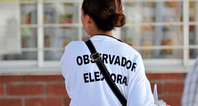 IEE recibe hasta el 31 de mayo solicitudes para observadores