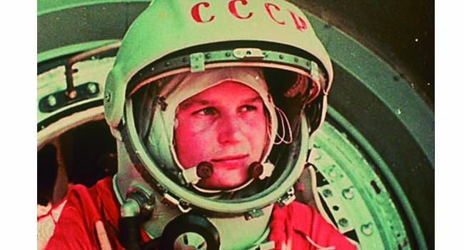 Hace 56 años, una mujer viajaba por primera vez en el espacio