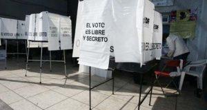 casillas votacion
