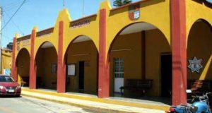 Candidato del PRD aún es regidor en Momoxpan, acusa Morena