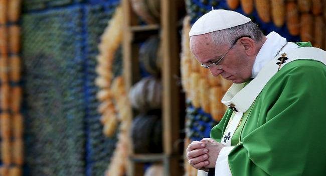 """Papa ya se disculpó por """"pecados"""" en Conquista de América: Vaticano"""