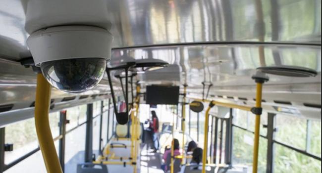Habría 450 cámaras de vigilancia más en la ciudad de Puebla. Foto: Especial