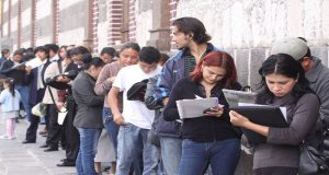 En junio, desempleo del 2.8% en Puebla, menor al nacional de 3.4%