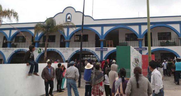 Canoa estará en consulta federal de pueblos indígenas y recibiría recursos