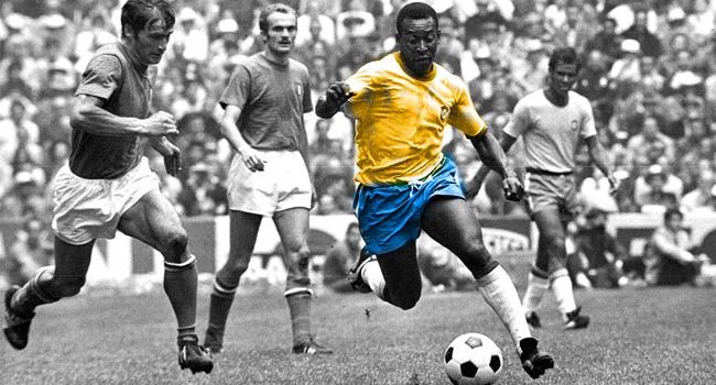 """La leyenda del fútbol, """"Pelé"""", es hospitalizado"""