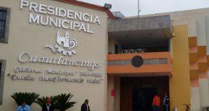 Acusan falta de seguro y prestaciones en Comuna de Cuautlancingo