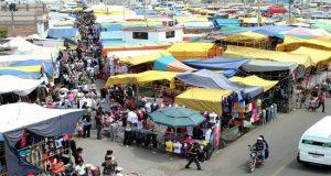 En 4 meses, inseguridad baja en tianguis de San Martín, reportan