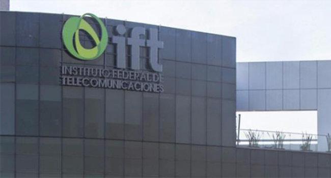 IFT retrasa licitación de banda 2.5 GHz para móviles. Foto twitter: @IFT_MX