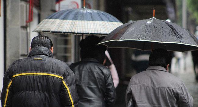 Días nublados y posibles chubascos, pronóstico para Puebla