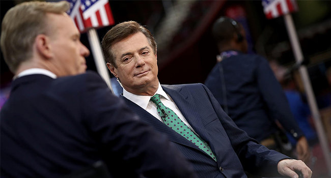 Por fraude, dan 3 años de prisión al exjefe de campaña de Trump