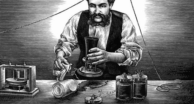 Título: Siete aportes importantes de Alexander Graham Bell Foto: Busk-uk