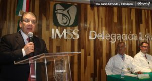 Morena exige investigar a Doger por desvío de recursos como delegado del IMSS