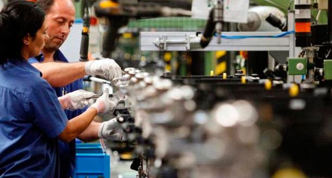 Empleos en manufactura caen 1.9% a tasa anual en noviembre de 2020