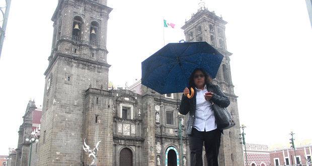 SMN pronostica lluvias y temperaturas bajo cero para Puebla