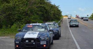 PF detiene a sujeto con pistola y droga en la Puebla-Tehuacán