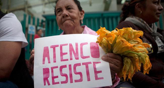 CIDH responsabiliza a gobierno federal por tortura de 11 mujeres en Atenco