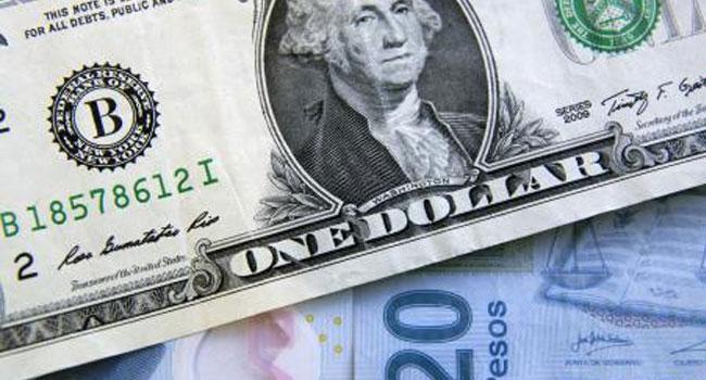 Dólar se vende hasta $19.92 y se compra en $18.45 en ventanilla