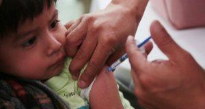 1.5 millones de niños en riesgo por no tener completas sus vacunas