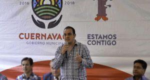 Investigan a Cuauhtémoc Blanco Bravo por haber recibido 7 mdp a cambio de ser candidato del PSD. Foto: Twitter @CuauhtemocBco