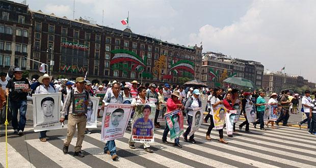 AMLO pide a manifestantes evitar violencia en marcha del 2 de Octubre
