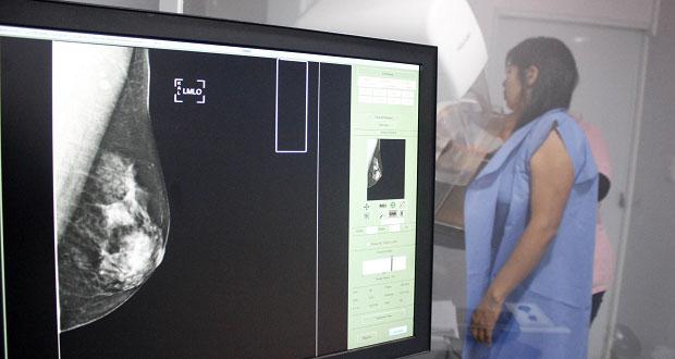 Cáncer de mama, 1ª causa de muerte en México: aseguradora