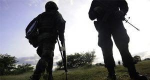 En Serdán, enfrentamiento de militares y comando deja un herido