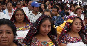 Falta protección a indígenas contra discriminación y violencia: CNDH