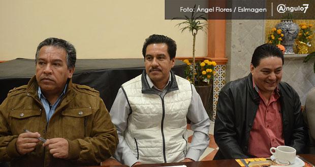 Priistas de Izúcar exigen consulta a bases para renovación de comité. Ángel Flores / EsImagen