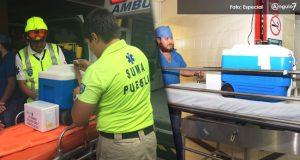En Puebla, donantes de órganos y tejidos aumentan 38.2% en primer semestre
