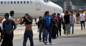 En primer semestre de 2016, 6 mil 929 poblanos repatriados de EU. Foto: MVS
