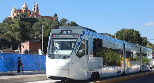 Analizan destino de tren turístico de Puebla; por pasaje, gobierno paga $1,500