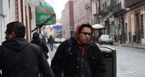 Frente frío 22 causará bajas temperaturas y niebla en el país